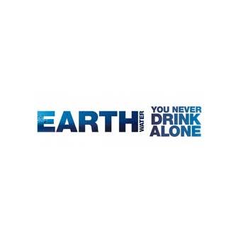 logo earth water