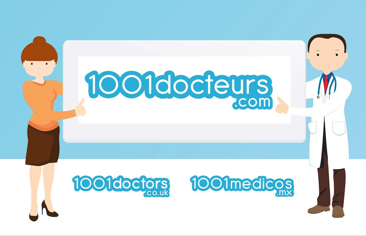 logo 1001docteurs