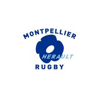 logo montpellier herault rugby club