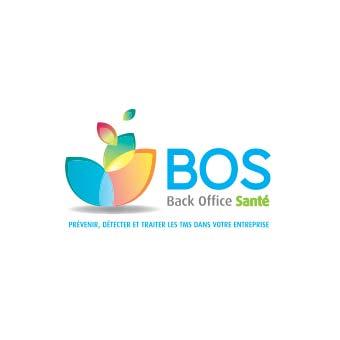 Logo Back Office Sante (BOS)